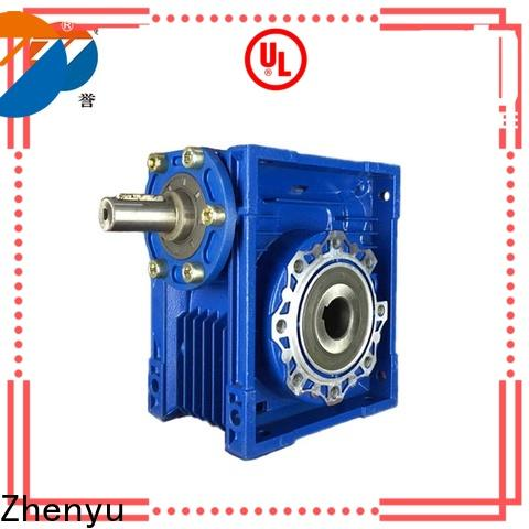 Zhenyu overview speed reducer for electric motor certifications for lifting