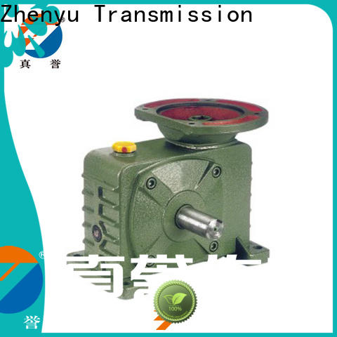 Zhenyu high-energy gear reducer box long-term-use for transportation