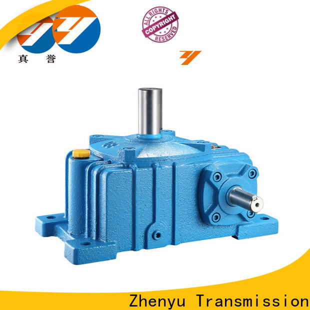 Zhenyu eco-friendly speed reducer for electric motor order now for printing