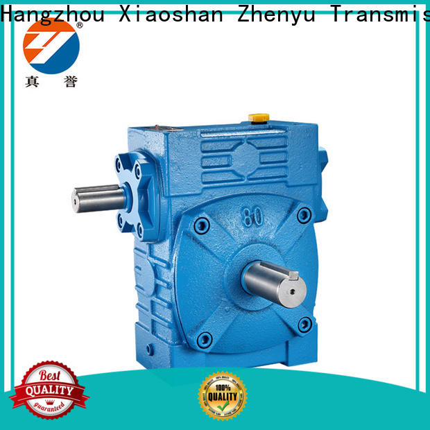 Zhenyu speed gearbox long-term-use for light industry