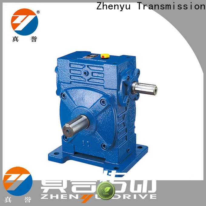 Zhenyu new-arrival speed reducer for electric motor for cement