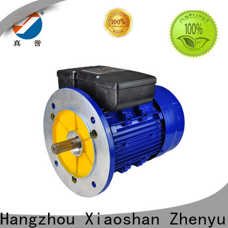 Zhenyu eco-friendly single phase ac motor for wholesale for machine tool