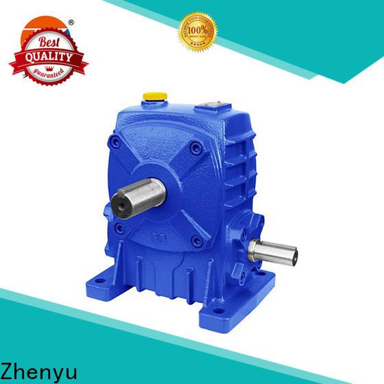 Zhenyu hot-sale motor reducer free design for construction