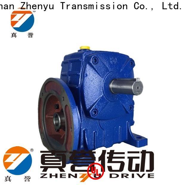 Zhenyu wpdz gear reducer gearbox free design for metallurgical