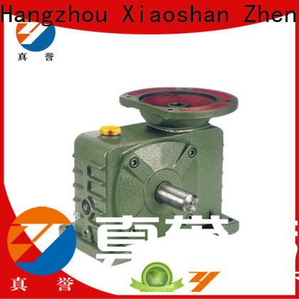 Zhenyu mounted gear reducer gearbox free quote for wind turbines