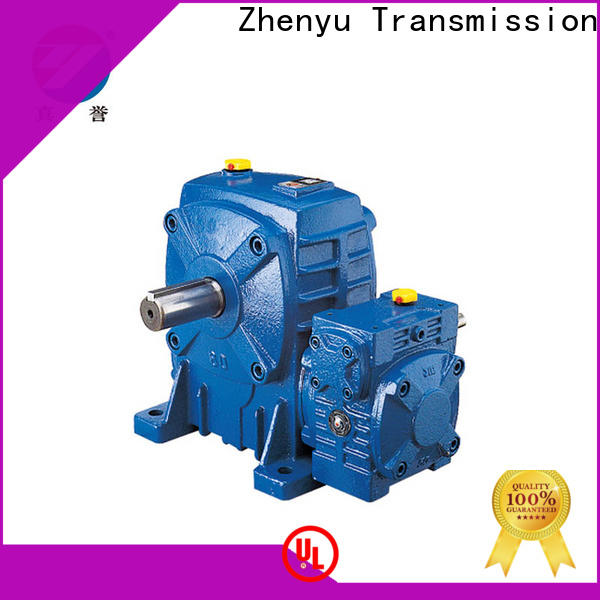 Zhenyu green transmission gearbox free design for wind turbines