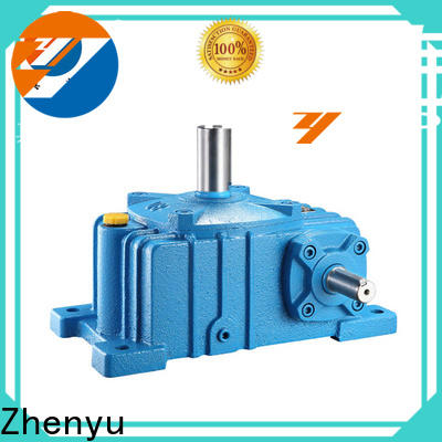 Zhenyu box speed reducer for electric motor China supplier for wind turbines