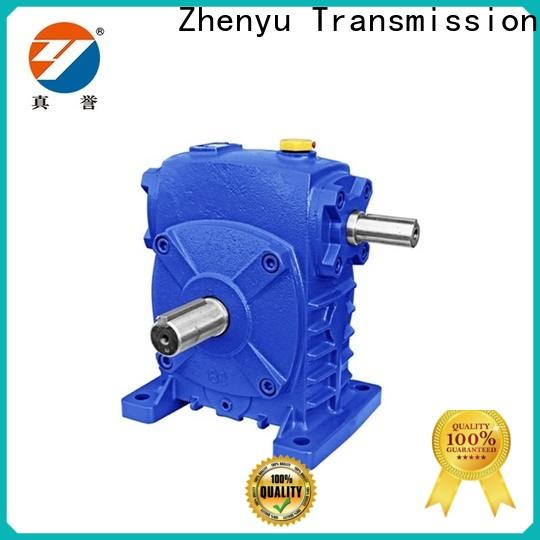 Zhenyu blue drill speed reducer widely-use for transportation