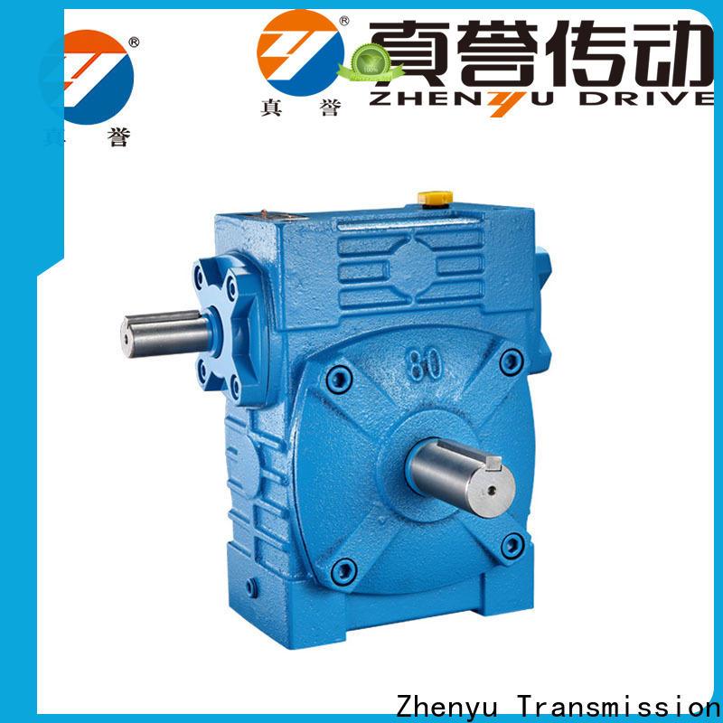 Zhenyu newly speed reducer for lifting