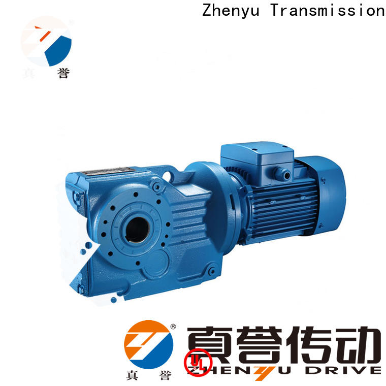 Zhenyu metallurgical electric motor speed reducer widely-use for printing