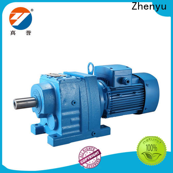 Zhenyu effective worm drive gearbox long-term-use for metallurgical