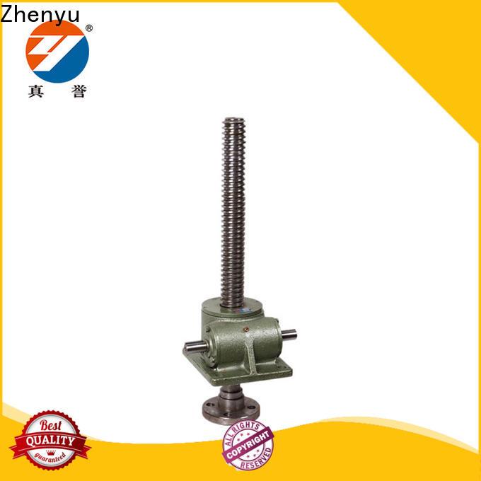 Zhenyu jack jack screw flange wholesale for printing