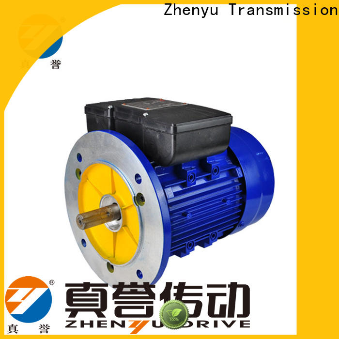 Zhenyu fine- quality 3 phase ac motor for dyeing