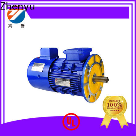 Zhenyu low cost single phase electric motor buy now for textile,printing