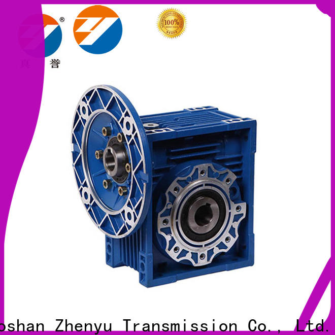Zhenyu fine- quality sewing machine speed reducer widely-use for construction