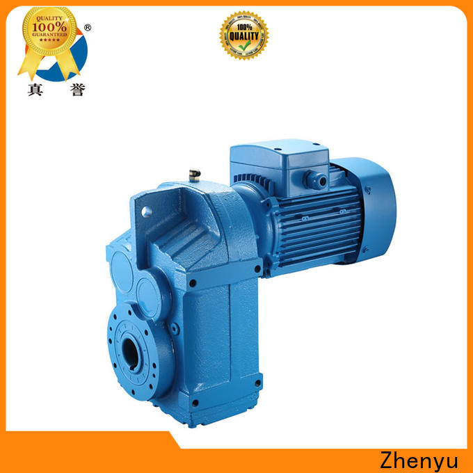 Zhenyu low cost transmission gearbox certifications for lifting