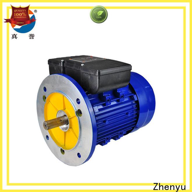 Zhenyu newly 3 phase motor buy now for transportation