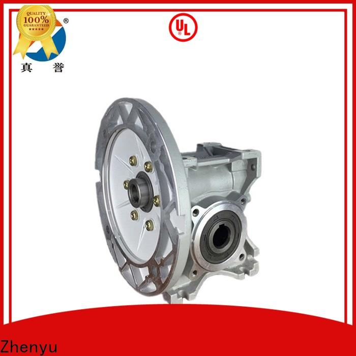 Zhenyu newly reduction gear box free quote for mining