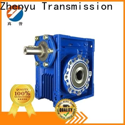 Zhenyu high-energy electric motor speed reducer widely-use for cement