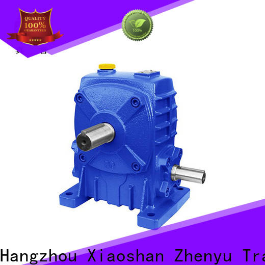 Zhenyu stage variable speed gearbox widely-use for metallurgical