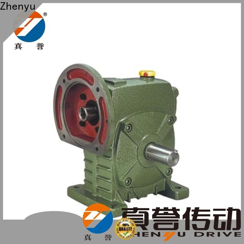 Zhenyu torque variable speed gearbox widely-use for mining