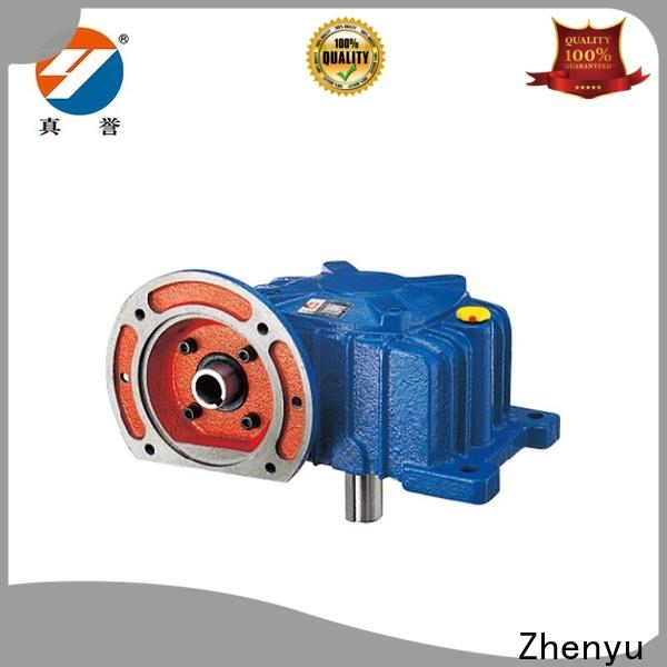 Zhenyu eco-friendly gear reducer long-term-use for wind turbines