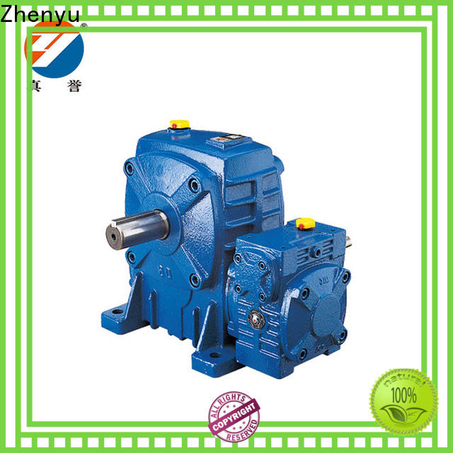 Zhenyu reducer gear reducer free quote for metallurgical