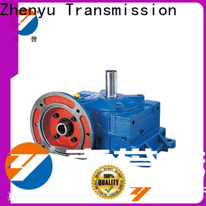 eco-friendly speed reducer for electric motor wpwd China supplier for lifting