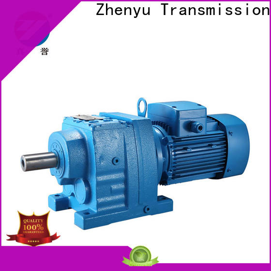 Zhenyu wpa electric motor gearbox long-term-use for transportation