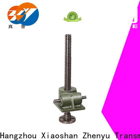 motor screw jack mechanism caster effectively for light industry