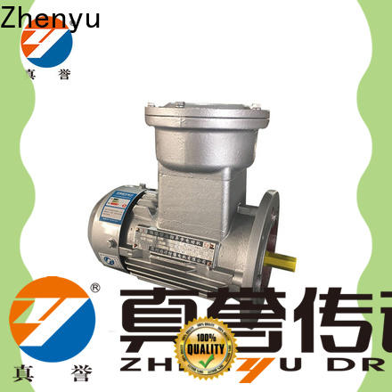 Zhenyu electrical electric motor generator free design for machine tool
