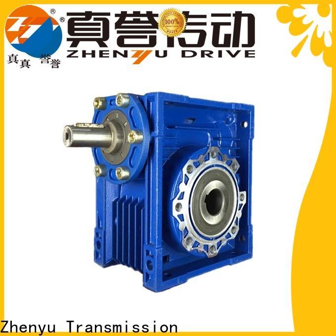 Zhenyu high-energy worm gear reducer long-term-use for mining