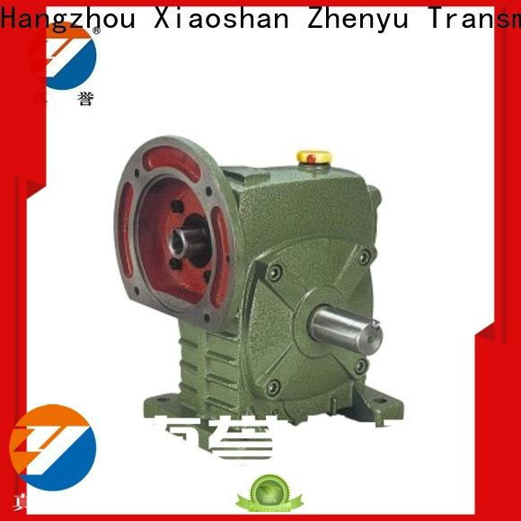 Zhenyu shape gearbox parts widely-use for transportation