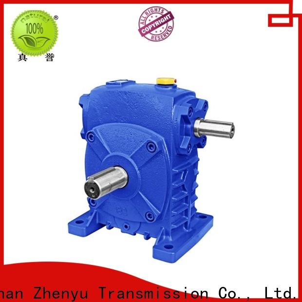 Zhenyu electric planetary reducer free quote for wind turbines