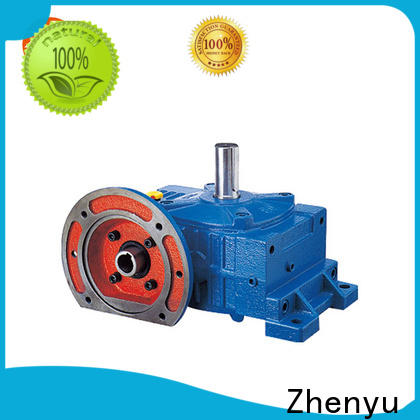 high-energy gear reducers mounted for lifting