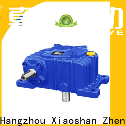 Zhenyu  overview worm drive gearbox long-term-use for cement