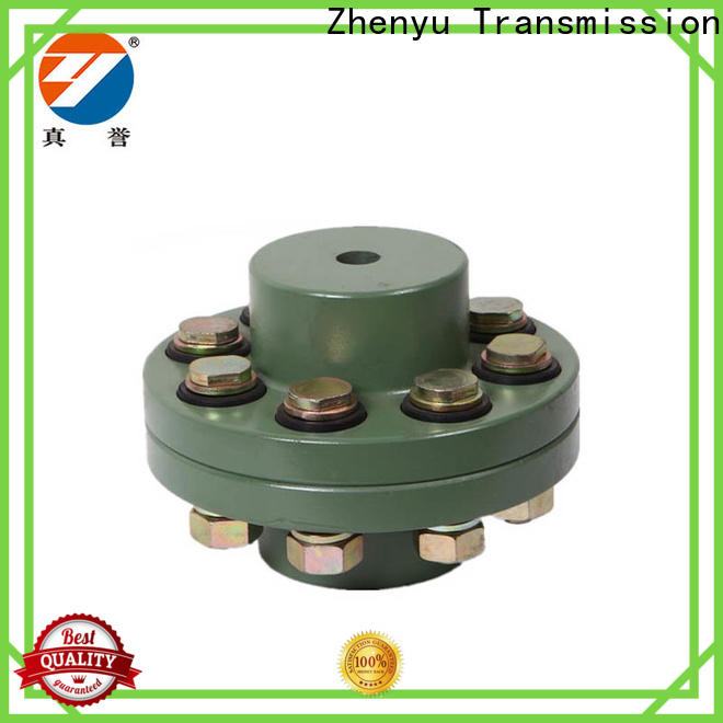 Zhenyu flexible types of coupling inquire now for hydraulics