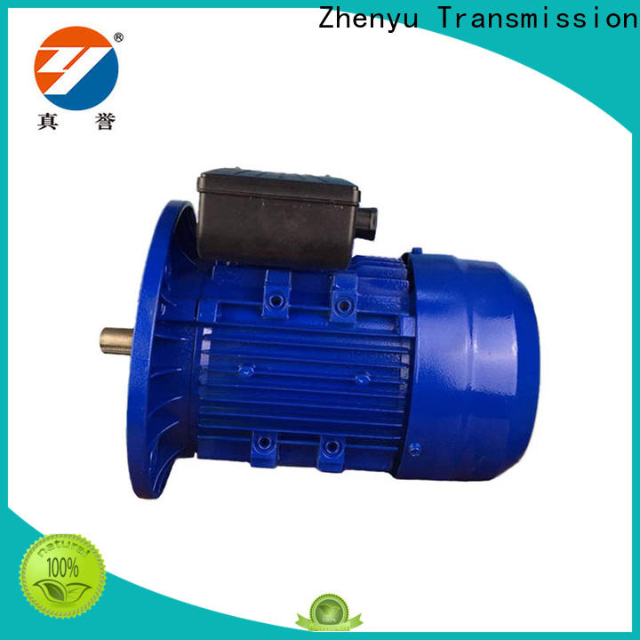 Zhenyu electrical types of ac motor for wholesale for mine