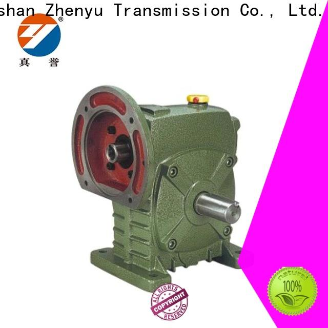 Zhenyu first-rate drill speed reducer order now for cement