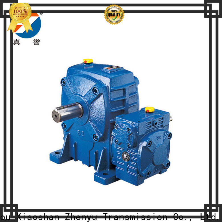 Zhenyu wpds transmission gearbox free design for construction