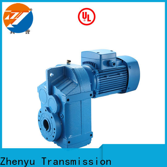 Zhenyu small gearbox parts order now for wind turbines