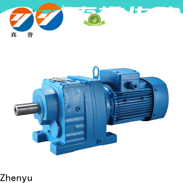 Zhenyu planetary gear reduction order now for chemical steel