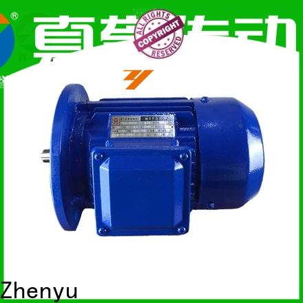 Zhenyu new-arrival ac electric motors for chemical industry