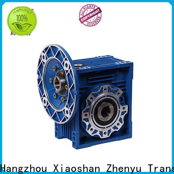 Zhenyu new-arrival electric motor gearbox free quote for lifting