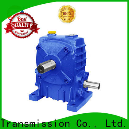 Zhenyu wpds electric motor gearbox China supplier for cement