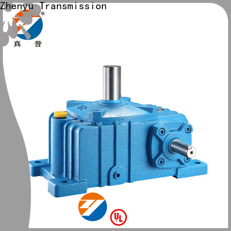 Zhenyu speed reducer widely-use for construction