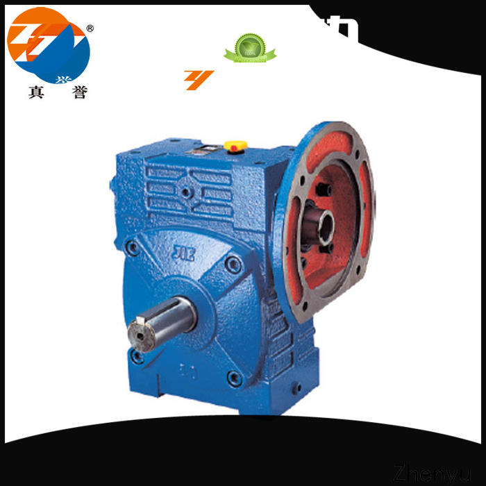 effective worm gear reducer electric for construction