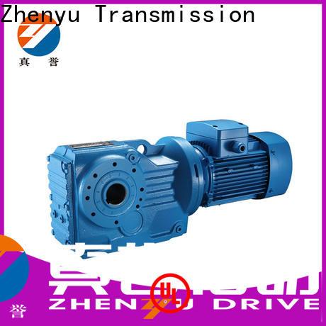 Zhenyu box gear reducers widely-use for wind turbines
