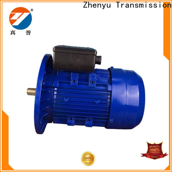 Zhenyu hot-sale electromotor for wholesale for machine tool