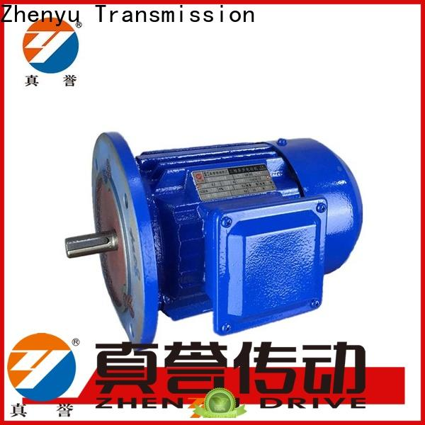 Zhenyu single electric motor supply inquire now for mine